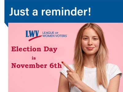 Elections & Voting 2018 | League of Women Voters